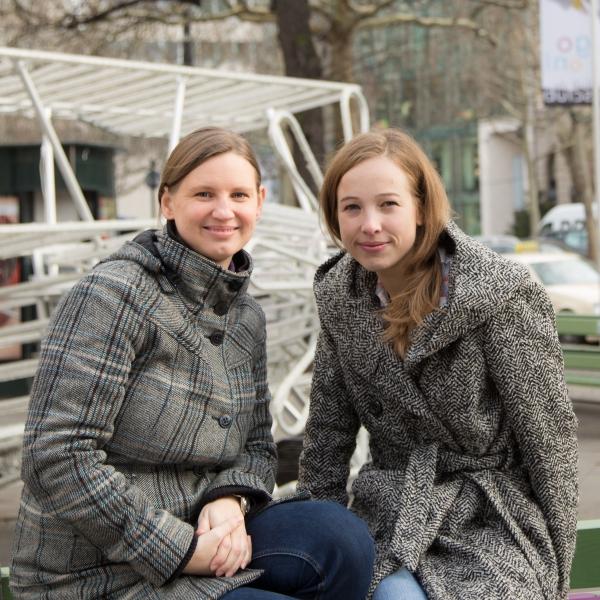 Frances und Anabell (v.l.n.r.) – Foto: Frances-Photography